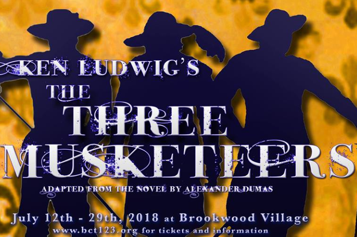 Three Musketeers by Birmingham Children's Theatre