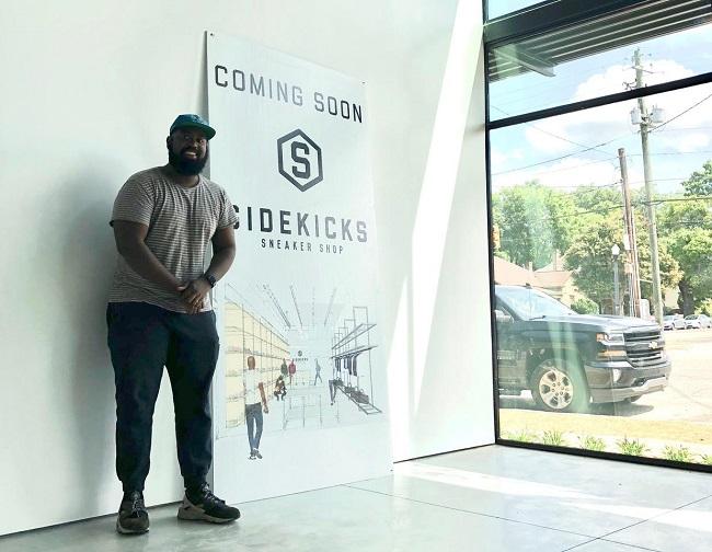 Sidekicks Sneaker Shop