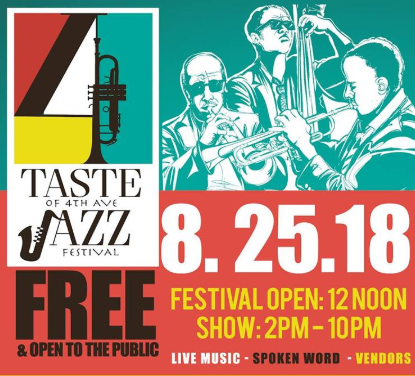 4th Ave Taste of Jazz Fest