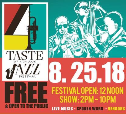 4th Ave Taste of Jazz Fest