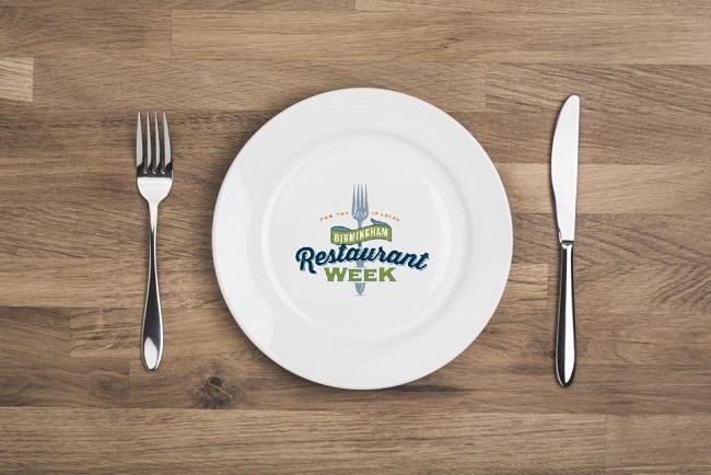 Birmingham Restaurant Week 2018
