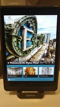 The Elyton Hotel Ipad
