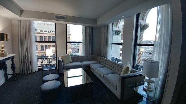Elyton Hotel Suite
