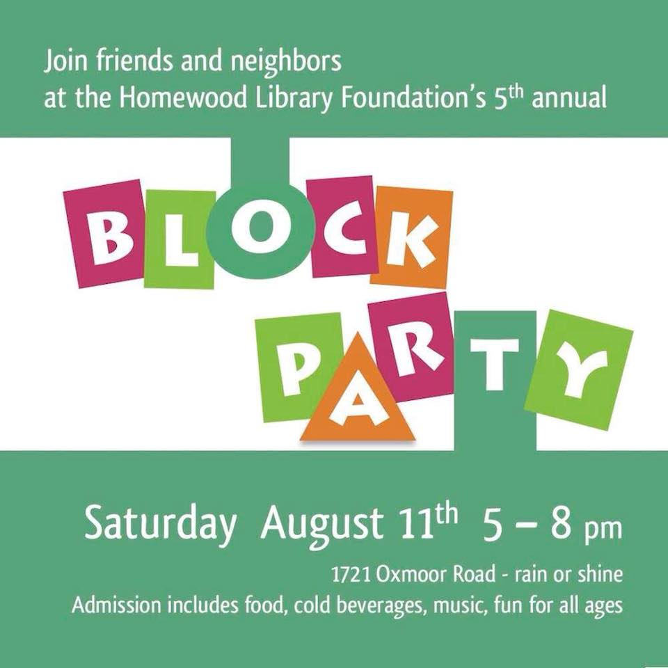 Homewood Block Party