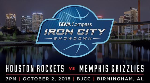 BBVA Compass Iron City Showdown