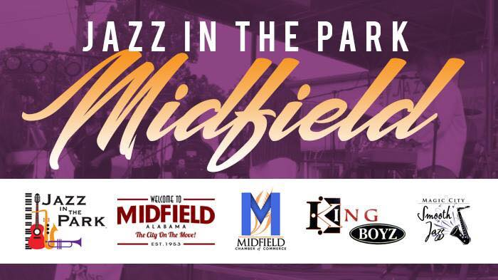 Jazz in the Park Midfield
