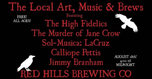 Local Art Music and Brews