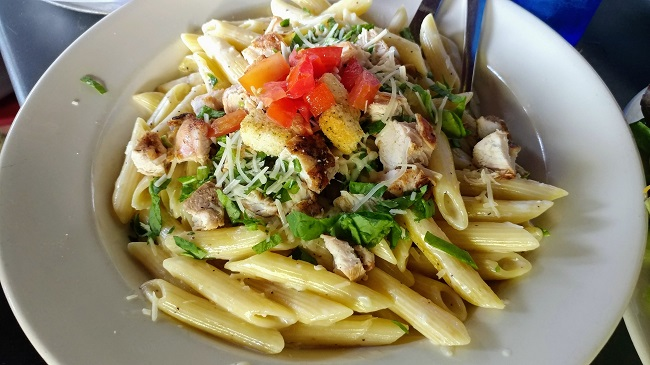 Rojo Pasta Salad