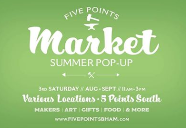 Five Points Summer Market