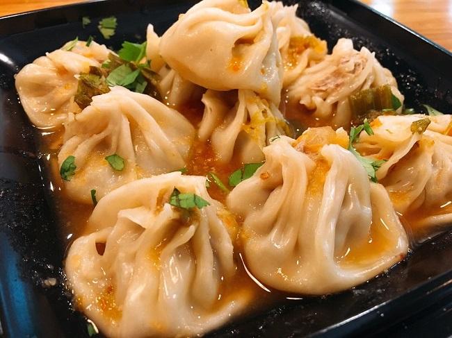 Mo: Mo: Dumplings