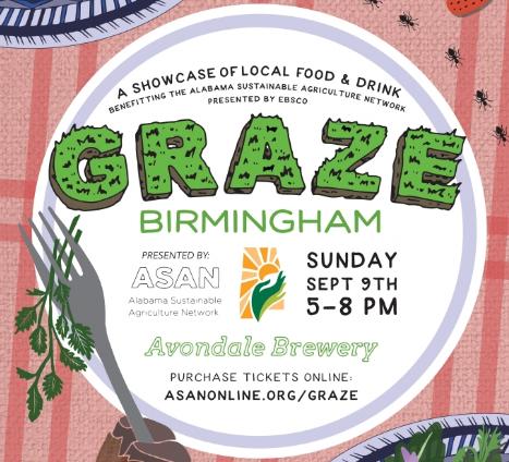 Graze: Birmingham 2018