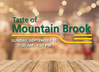 Taste of Mountain Brook