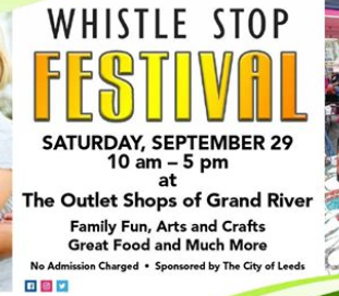 Whistle Stop Festival