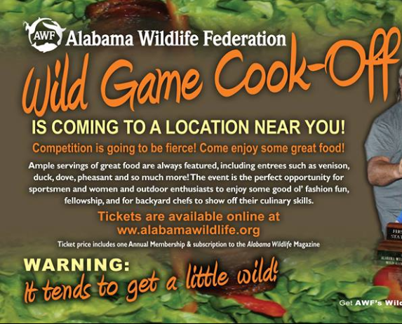 Birmingham Wild Game Cook Off