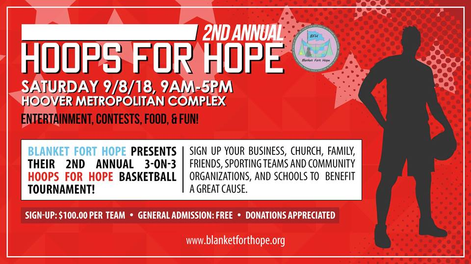 Hoops for Hope 2018