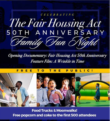 Fair Housing Act 50th