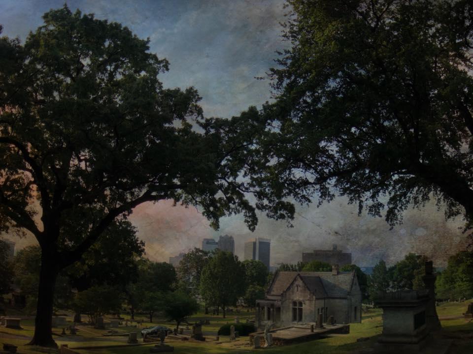 Oak Hill Cemetery Fall History Tour
