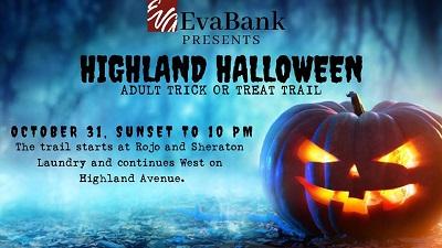 Highland Halloween 2018