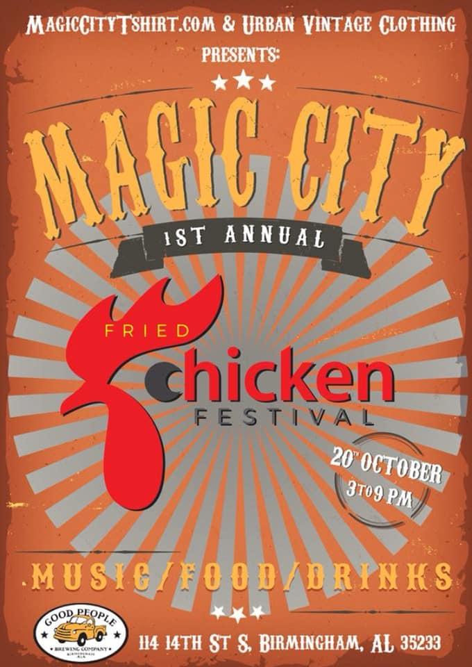 Magic City Fried Chicken Festival