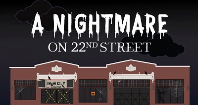 Nightmare on 22nd Street