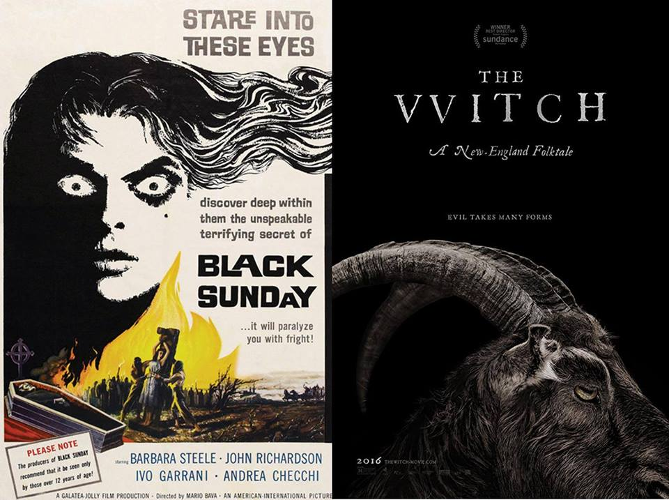 Black Sunday & The VVitch