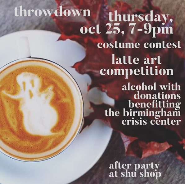Latte Competition
