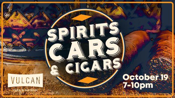 Spirits Cars & Cigars