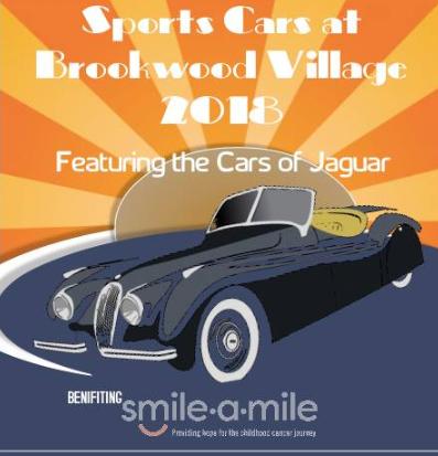 Sports Cars at Brookwood