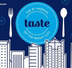 Tast of the Magic City 2018