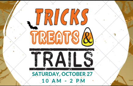 Tricks Treats & Trails at Red Mountain Park