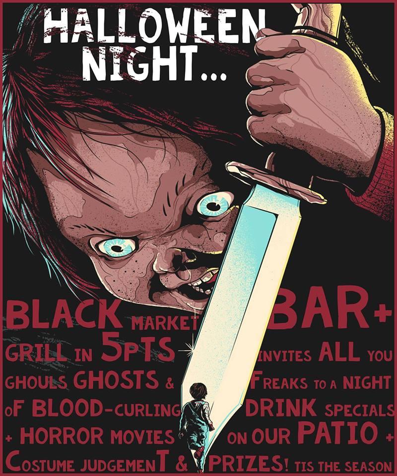 BMB Halloween Night