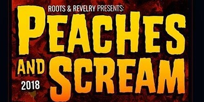 Peaches and Scream 2018