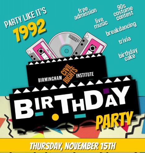BCRI Bday Party