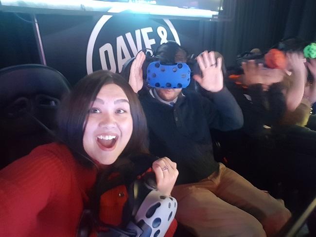 Jurassic Park VR Experience