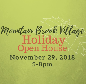 Mountain Brook Open House