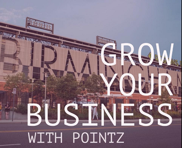 Grow your Business with Pointz!