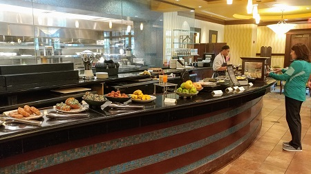 Massive Breakfast Buffet at Brock's Restaurant