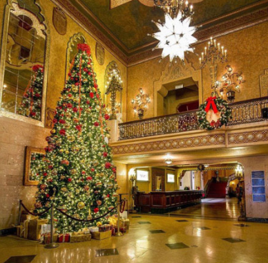 Alabama Theatre Christmas
