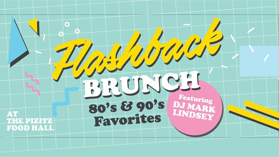 Flashback Brunch at Pizitz