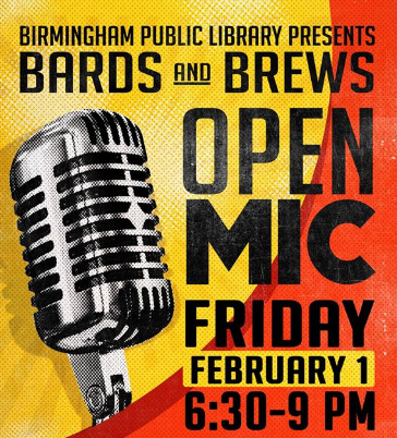 Bards & Brews Open Mic