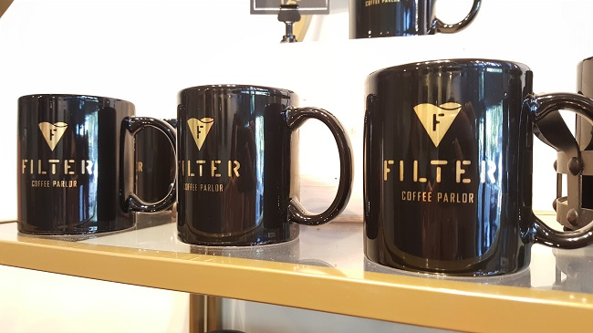 Filter Coffee Mugs