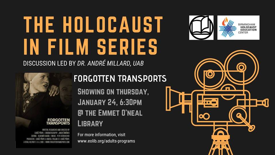 Holocaust in film series