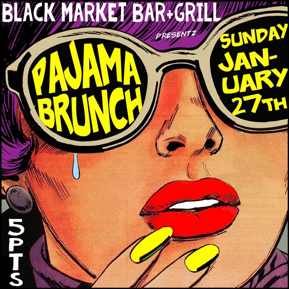 Pajama Brunch