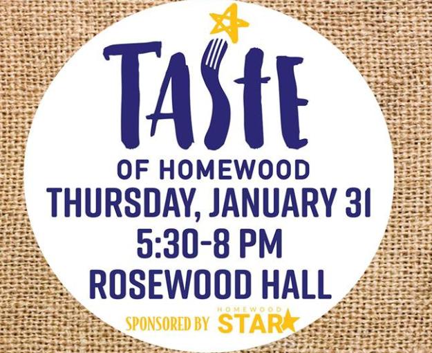 Taste of Homewood 2019
