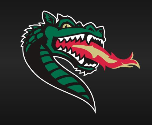 UAB Blaze Logo