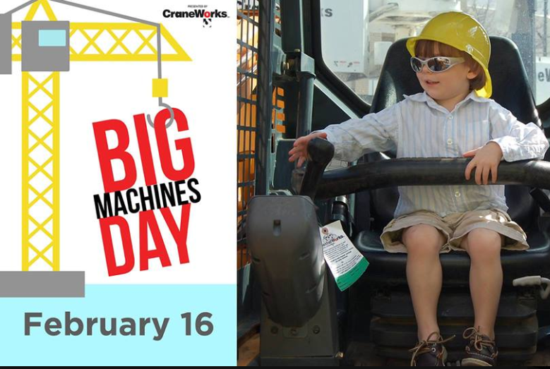 Big Machines Day