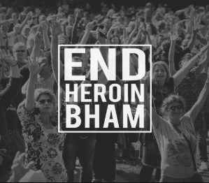 End Heroin Walk