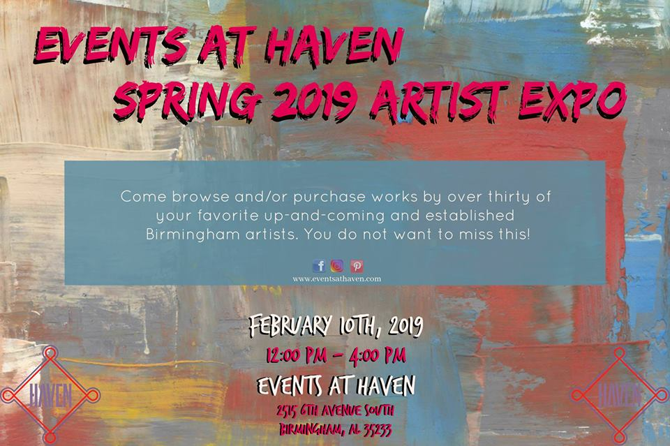 Haven Spring Art Expo