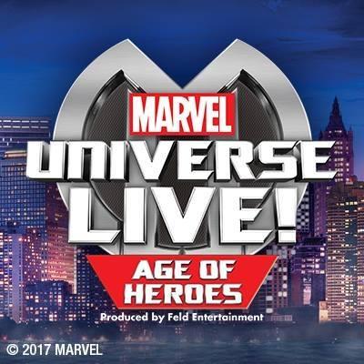 <br /> Marvel Universe Live