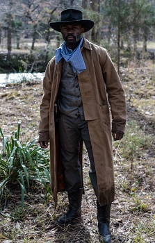 David Gyasi as Bass Reeves
